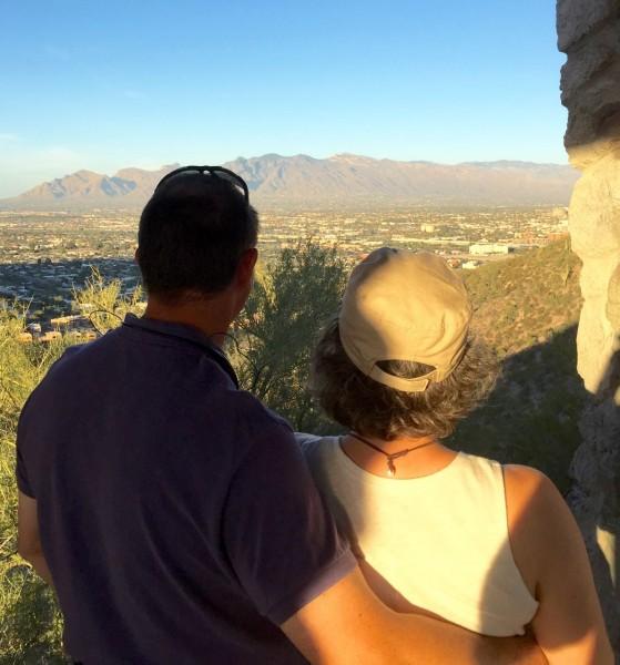 Tomorrow we roll. Farewell, Tucson!