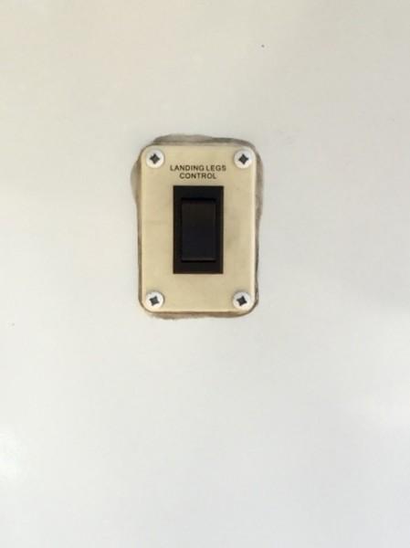 Tadaaaa! New switch.