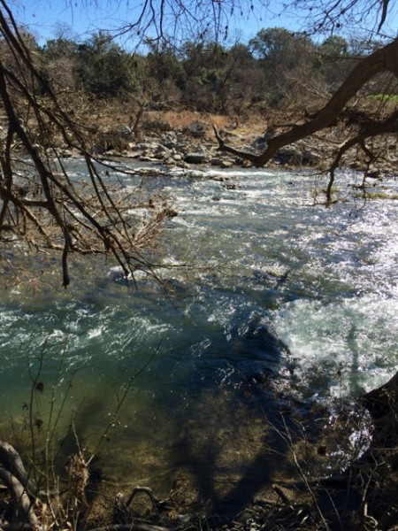 The Guadalupe River