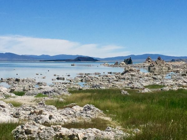 The town also offers spectacular views of Mono Lake.